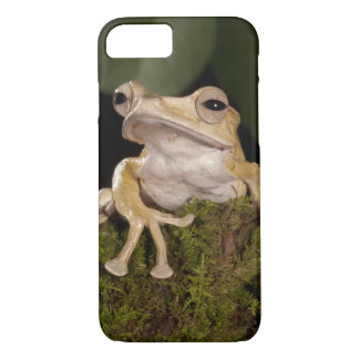 Central PA, USA,. Borneo Eared Frog; iPhone 8/7 Case