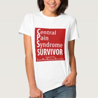 Central Pain Syndrome Survivor T Shirt