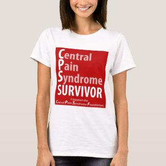 Central Pain Syndrome Survivor T-Shirt