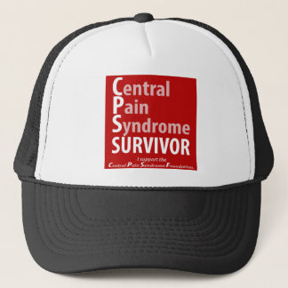 Central Pain Syndrome Survivor Trucker Hat