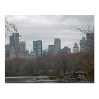 Central Park 002 Postales