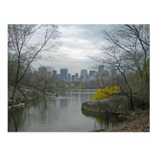 Central Park 004 Postales