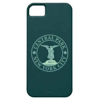 Central Park Angel iPhone 5 Case