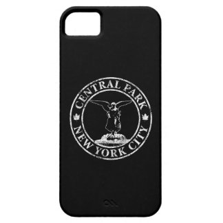 Central Park Angel iPhone 5 Cover