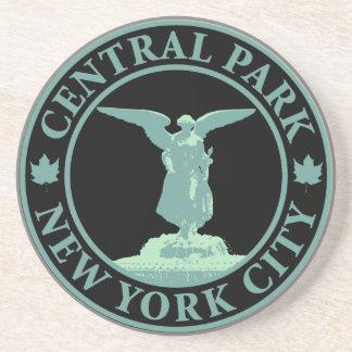 Central Park Angel Sandstone Coaster