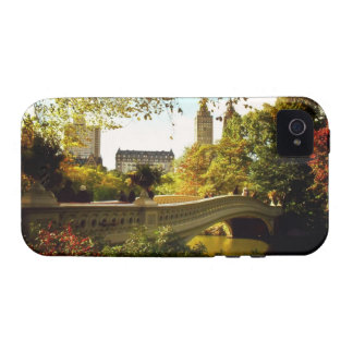 Central Park Autumn - New York City Vibe iPhone 4 Cases