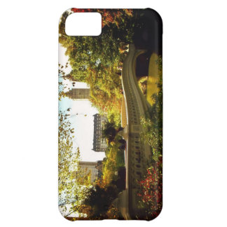 Central Park Autumn - New York City iPhone 5C Covers
