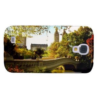 Central Park Autumn - New York City Samsung Galaxy S4 Case
