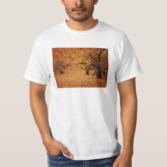 Central Park Autumn - New York City T-Shirt