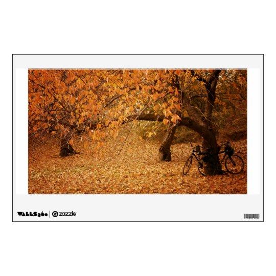 Central Park Autumn - New York City Wall Sticker