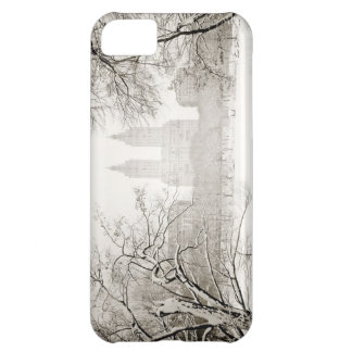 Central Park - Beautiful Winter Snow iPhone 5C Case