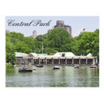 Central Park - Boathouse de Loeb Tarjetas Postales