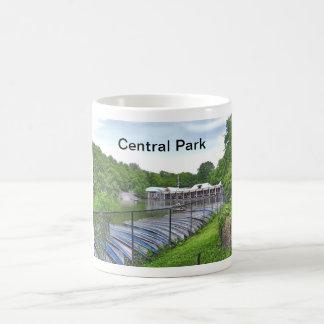 Central Park - Boathouse de Loeb Taza De Café