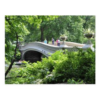 Central Park Bow Bidge Post Cards