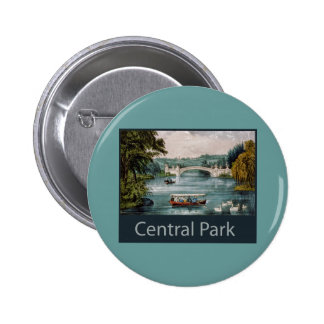 central park by  pinback button