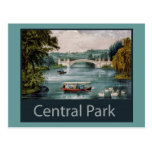 central park by  postcards