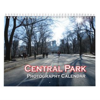 Central Park Calendar