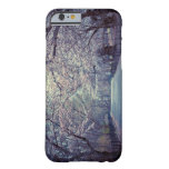 Central Park Cherry Blossom Path iPhone 6 Case