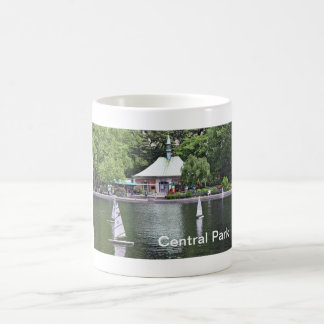 Central Park- Conservatory Water Coffee Mug