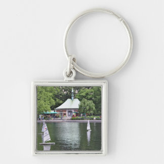 Central Park- Conservatory Water Keychain