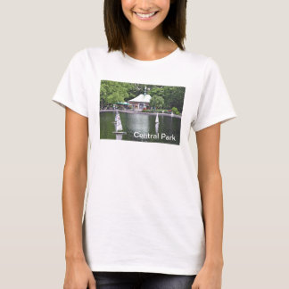 Central Park- Conservatory Water T-Shirt