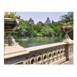 Central Park del este Tarjetas Postales