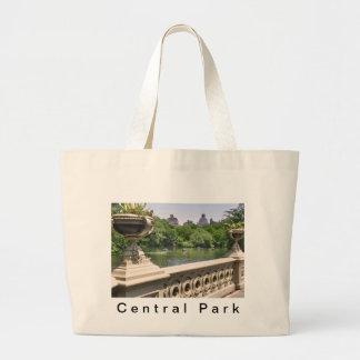Central Park del oeste Bolsa Tela Grande