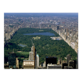 Central Park del sur, New York City, los E.E.U.U. Postales
