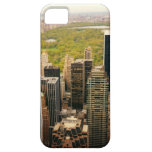 Central Park desde arriba iPhone 5 Carcasa
