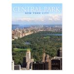 Central Park en Nueva York Tarjeta Postal