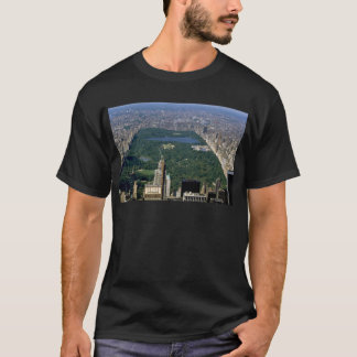 Central Park from the south, New York City, USA T-Shirt