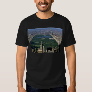 Central Park from the south, New York City, USA T Shirts