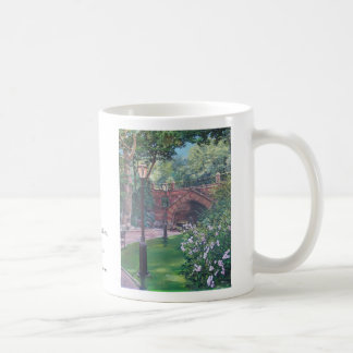 Central Park, Greywacke Arch inCentral Park By S.. Classic White Coffee Mug