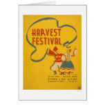 Central Park Harvest 1936 WPA