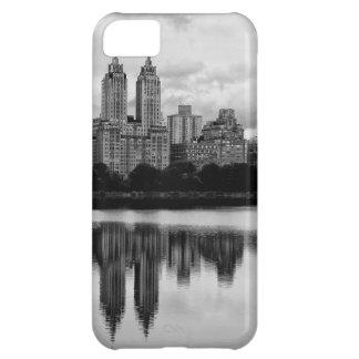 Central Park horizonte de NYC