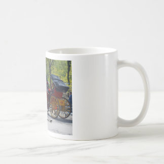 Central Park, Horse and Carriage Coffee Mug