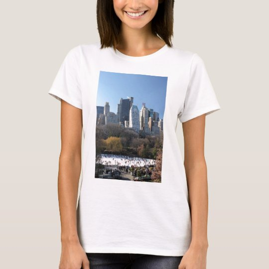 Central Park Ice Rink T-Shirt