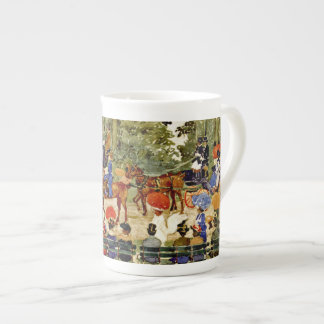 Central Park in New York City - by Prentergast Tea Cup