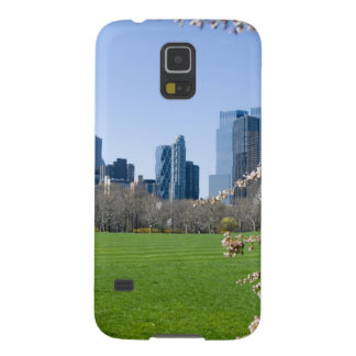 Central Park in Spring Case For Galaxy S5