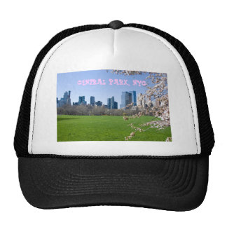 Central Park in Spring - NYC Trucker Hat