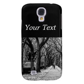 Central Park Joggers Samsung Galaxy S4 Covers