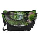 Central Park Landscape Photo Messenger Bags