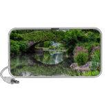 Central Park Landscape Photo Mini Speakers