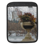 Central Park Landscape Photo Sleeve For iPads