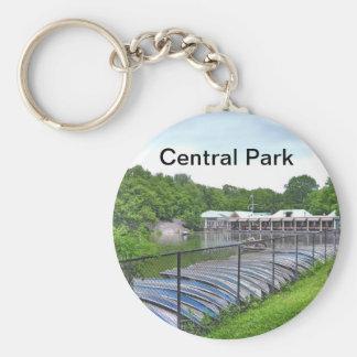 Central Park - Loeb Boathouse Keychain