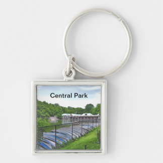 Central Park - Loeb Boathouse Keychains