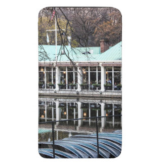 Central Park Loeb Restaurant Boathouse Galaxy S5 Pouch