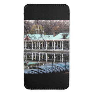 Central Park Loeb Restaurant Boathouse Galaxy S4 Pouch