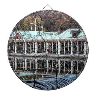 Central Park Loeb Restaurant Boathouse Dart Board