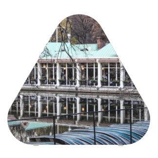 Central Park Loeb Restaurant Boathouse Speaker